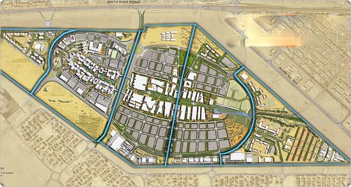 Sabah Al-Salem Kuwait University City