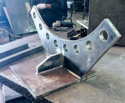 FLANGE SUPPORTS 30 INCH